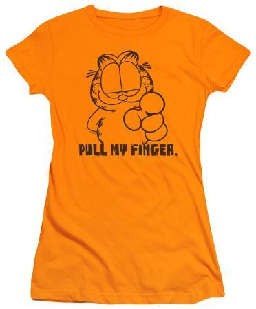 Juniors: Garfield-Pull My Finger