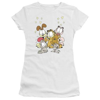Juniors: Garfield-Friends Are Best