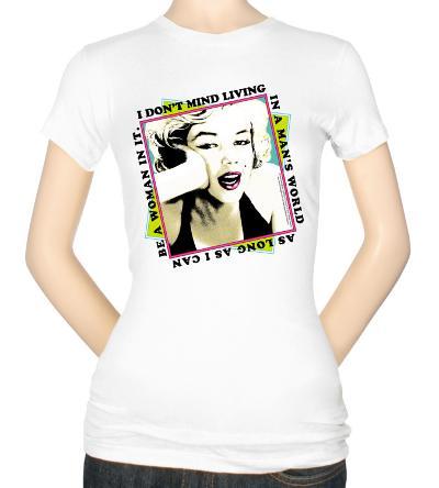 Juniors: Marilyn Monroe-Quoting
