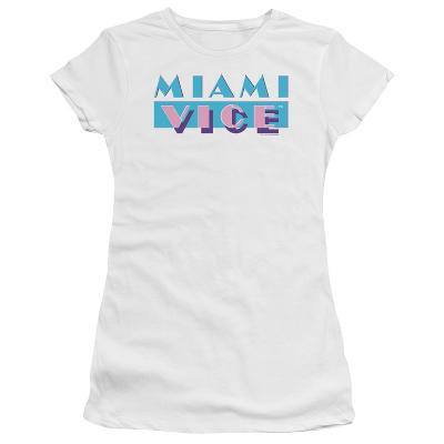 Juniors: Miami Vice-Logo
