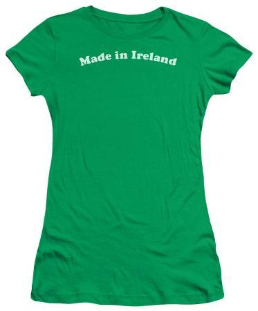 Juniors: Made In Ireland