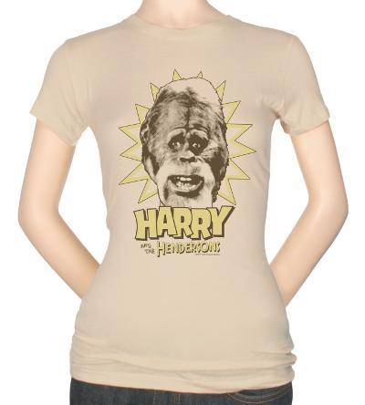 Juniors: Harry & The Hendersons-Harry Head