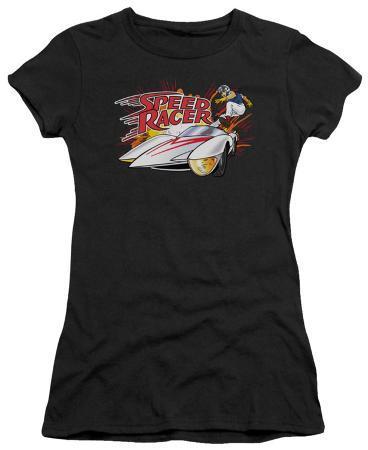 Juniors: Speed Racer-Jump In The Car