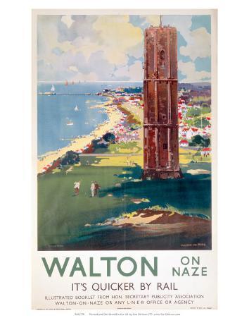 Walton-on-Naze, LNER c.1930