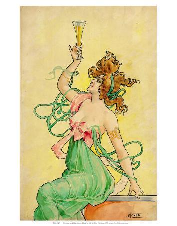 Absinthe Blanqui, c.1900