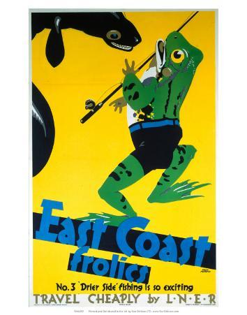 East Coast Frolics, No 3, LNER, c.1933