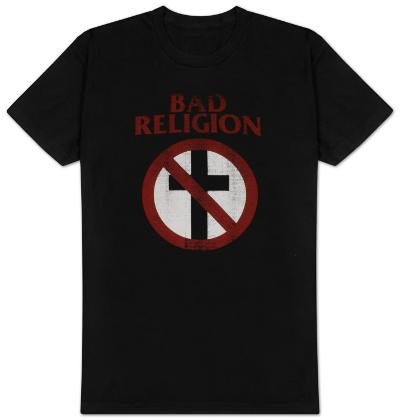 Bad Religion- Distressed Crossbuster