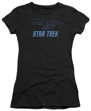 Juniors: Star Trek-Enterprise Outline