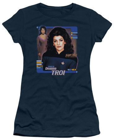 Juniors: Star Trek-Deanna Troi