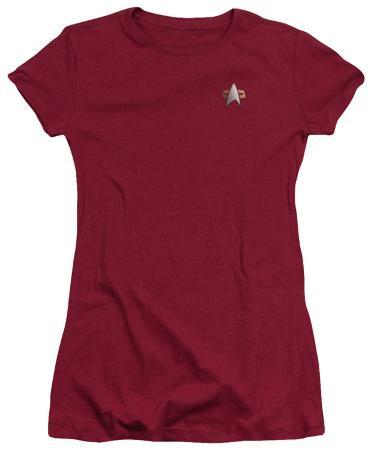 Juniors: Star Trek-DS9 Command Emblem