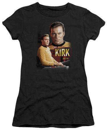 Juniors: Star Trek-Captain Kirk