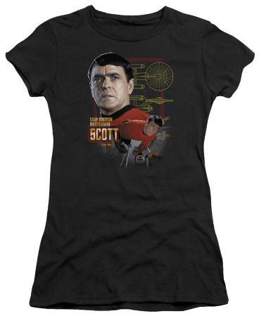 Juniors: Star Trek-Chief Engineer Scott
