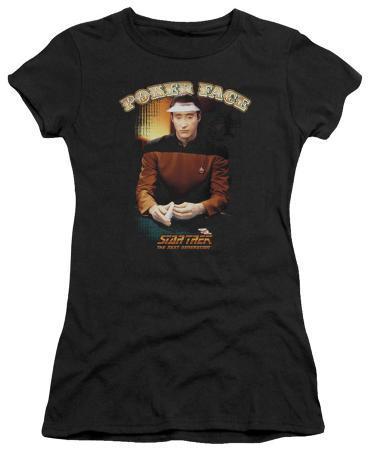 Juniors: Star Trek-Poker Face