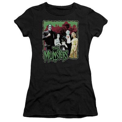 Juniors: The Munsters-Normal Family