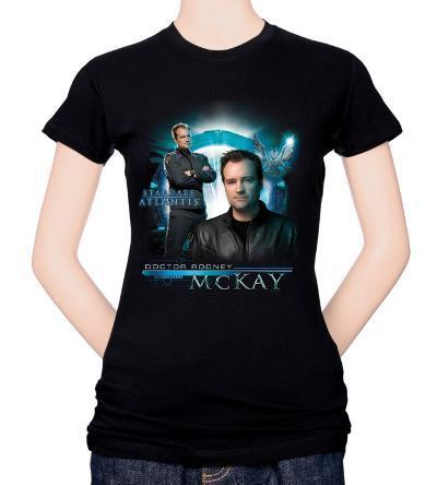 Juniors: Stargate Atlantis-Rodney Mckay