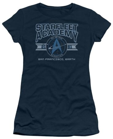 Juniors: Star Trek-Starfleet Academy Earth