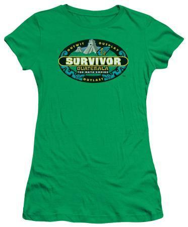 Juniors: Survivor-Guatemala