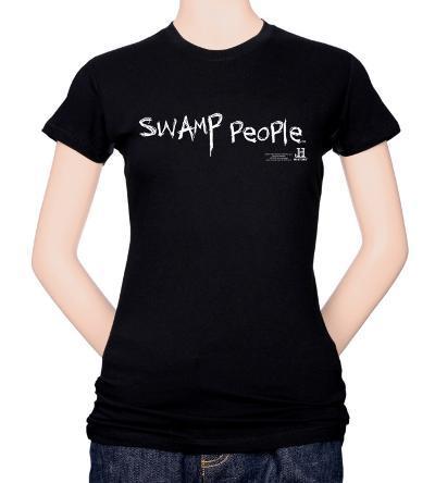 Juniors: Swamp People-Logo