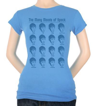 Juniors: Star Trek-Many Moods Of Spock