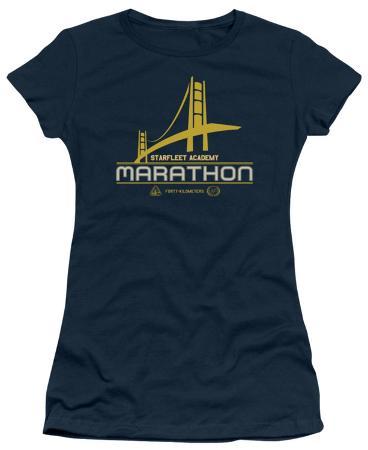 Juniors: Star Trek-Marathon Logo