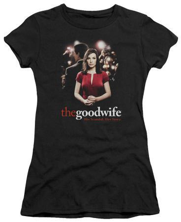 Juniors: The Good Wife-Bad Press