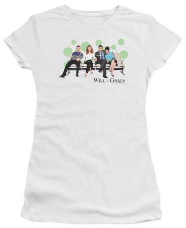 Juniors: Will & Grace-Polka Dots