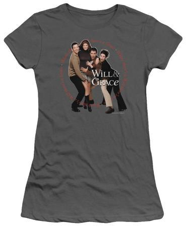 Juniors: Will & Grace-Where Theres A Will
