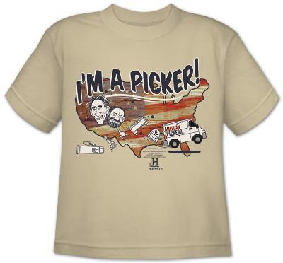 Youth: American Pickers-I'm A Picker