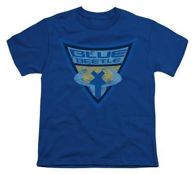 Youth: Batman BB-Blue Beetle Shield