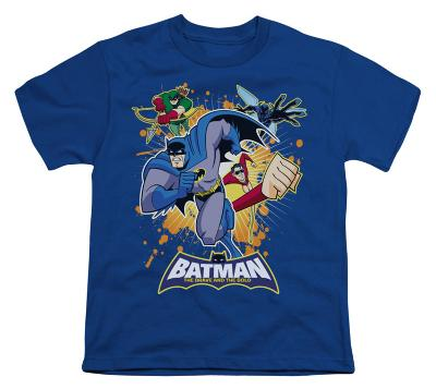 Youth: Batman BB-Burst Into Action