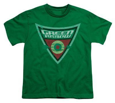 Youth: Batman BB-Green Arrow Shield