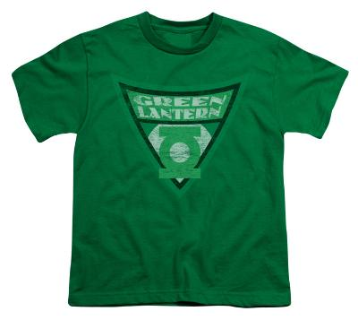 Youth: Batman BB-Green Lantern Shield