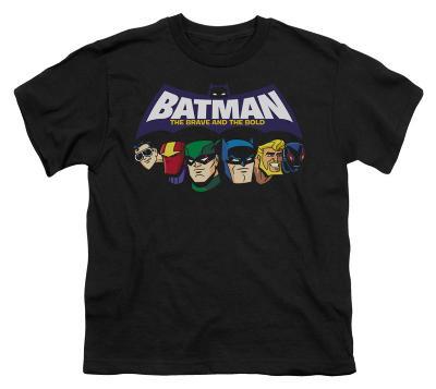 Youth: Batman BB-Head Lineup