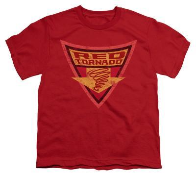 Youth: Batman BB-Red Tornado Shield