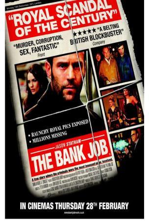The Bank Job - UK Style
