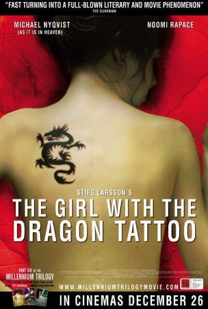 The Girl with the Dragon Tattoo - New Zealand Style