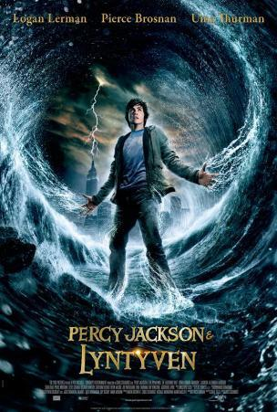 Percy Jackson & the Olympians: The Lightning Thief - Danish Style