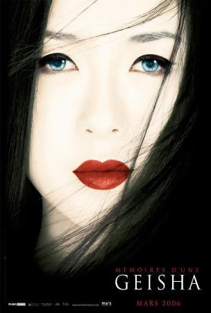 Memoirs of a Geisha - French Style