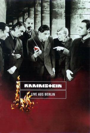 Rammstein: Live aus Berlin - German Style
