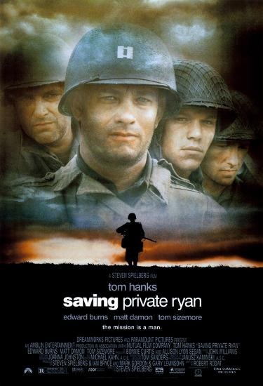 Saving Private Ryan Poster At Allposters Com