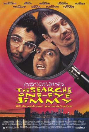 The Search For One Eyed Jimmy