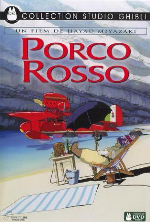 Porco Rosso - French Style