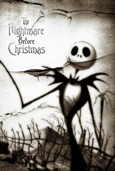 the nightmare before christmas - The Nightmare Before Christmas Poster