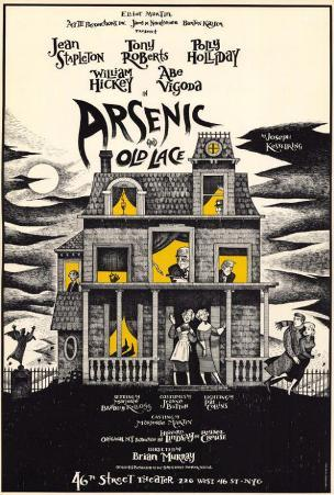 Arsenic and Old Lace (Broadway)