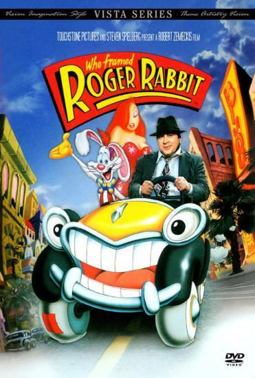 Image result for poster who framed roger rabbit