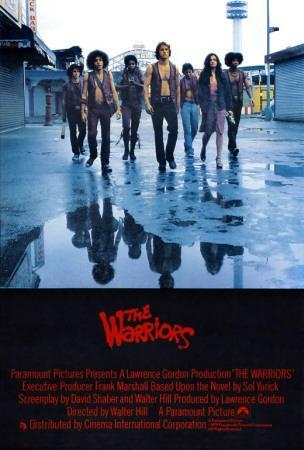 The Warriors - UK Style
