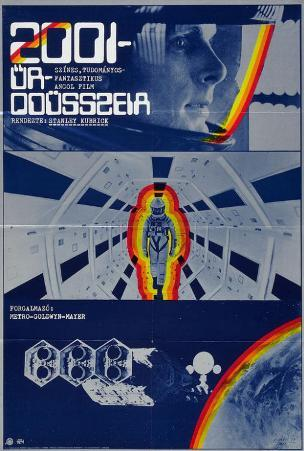 2001: A Space Odyssey - Hungarian Style