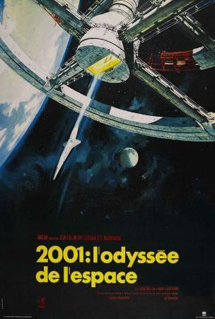 2001: A Space Odyssey - French Style