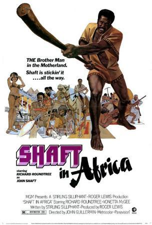 Shaft in Africa