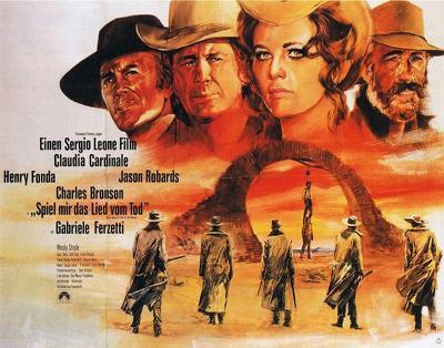 Once Upon a Time in the West - German Style